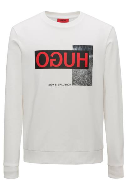 Sweatshirt by Hugo