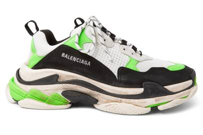 Triple S Trainers, £595