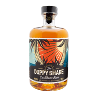 11. Duppy Share Caribbean Rum