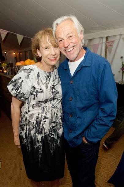 Sally Bailey and Mark Bailey
