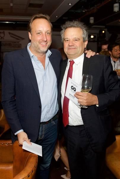 Matthew Hobbs and Mark Hix