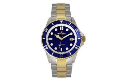 five best men s beach watches under £200 british gq rotary aquaspeed