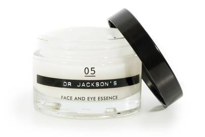The toner: 05 Face And Eye Essence by Dr Jackson