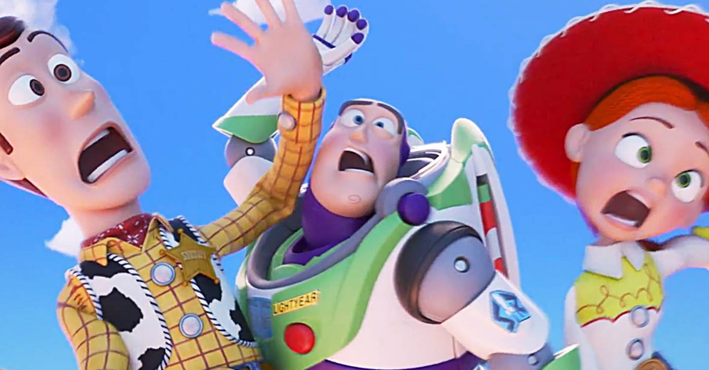 The first Toy Story 4 trailer is here
