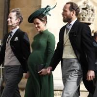 James Matthews, Pippa Middleton and James Middleton