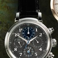 Da Vinci Perpetual Calendar Chronograph by IWC