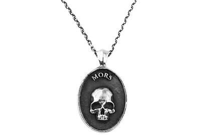Mors Necklace by Remains Jewelry