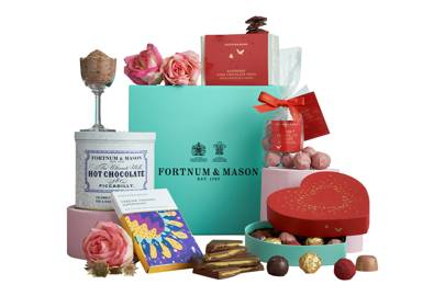 Fortnum & Mason The Chocolate Lover's Gift Box