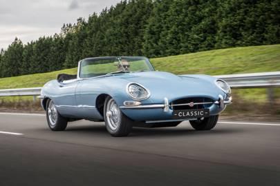 The Jaguar E Type Zero Revealed
