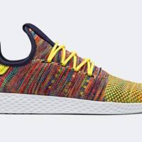 Adidas Originals by Pharrell Williams 'Tennis Hu Part II' trainers