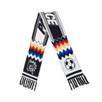 Palace Bulldog Scarf Black / White