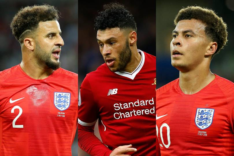 World Cup 2018 Meet The Man Cutting The England Teams Hair