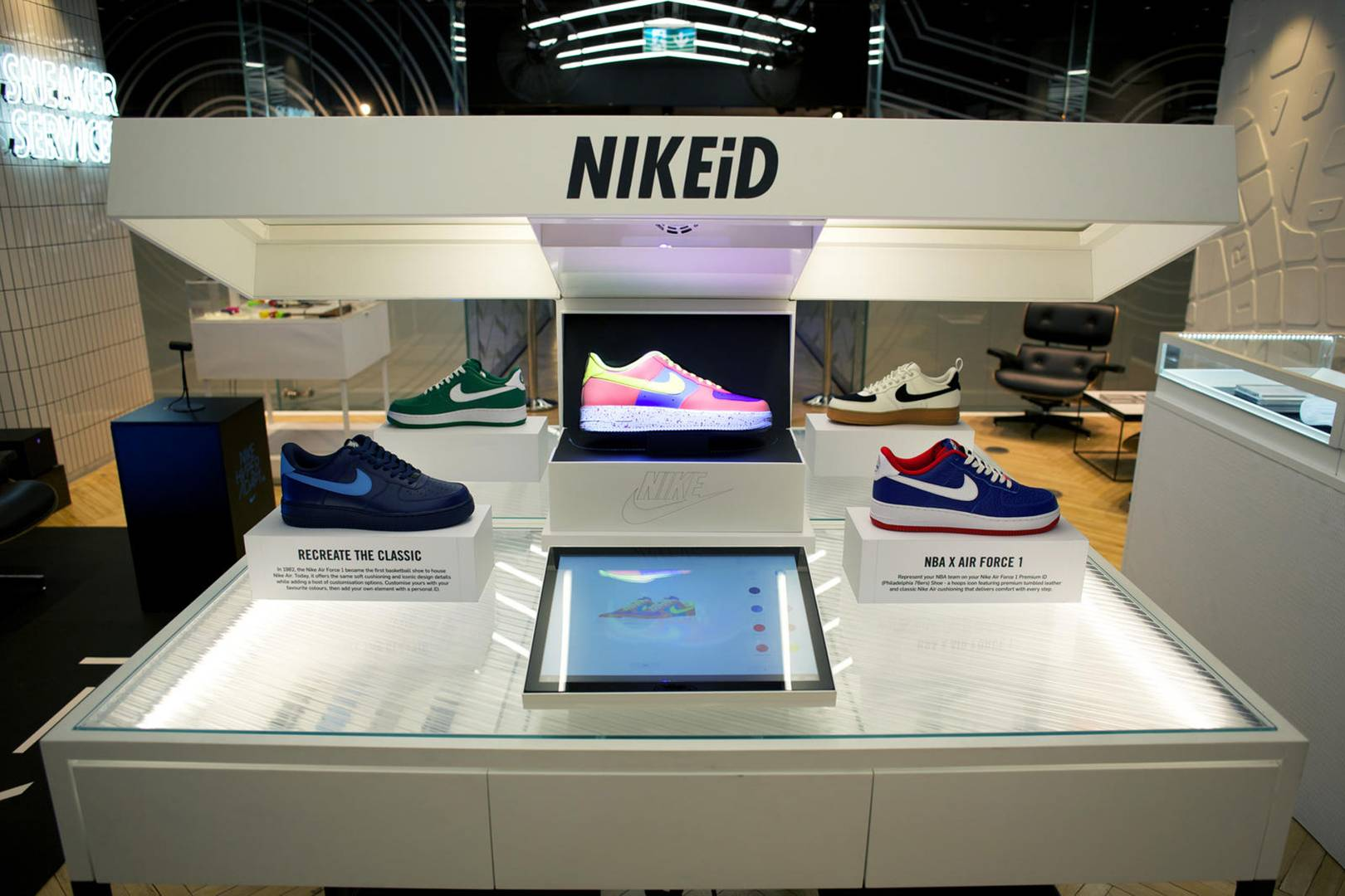 info for 05e09 a8960 The new Nike iD Direct Studio is the future of customised kicks   British GQ