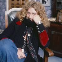 Robert Plant in 1975