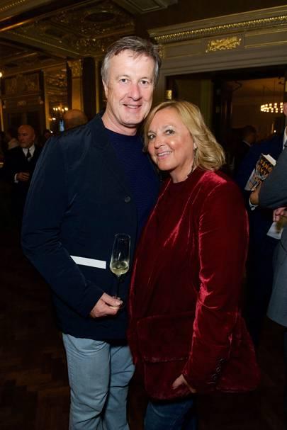 Stephen Ferns and Jane Boardman