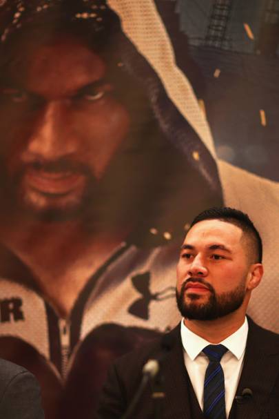 Dillian Whyte vs Joseph Parker: we sit down with 'The Body ...