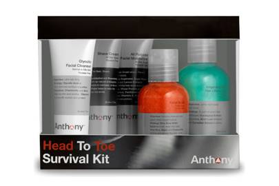 Head to toe survival kit by Anthony