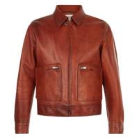 Motorcycle jacket by Kent & Curwen