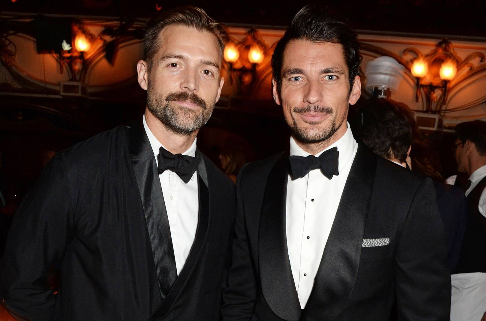 Let David Gandy And Patrick Grant School You In Grooming Live