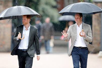 In a hurry? Grab a brolly
