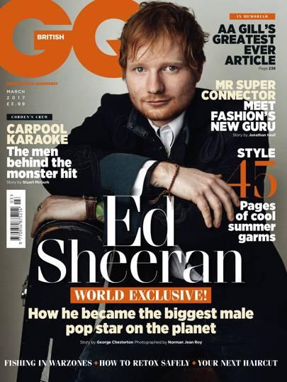 Ed Sheeran - March 2017