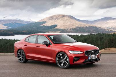 The new Volvo S60 has the BMW 3 Series firmly in its sights