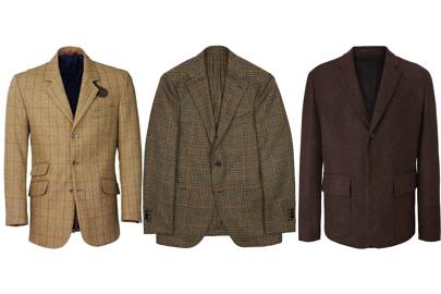 974051288e9 Best tweed suits for a suave winter.
