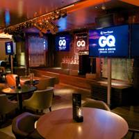 GQ Food and Drink Awards venue, 100 Wardour Street