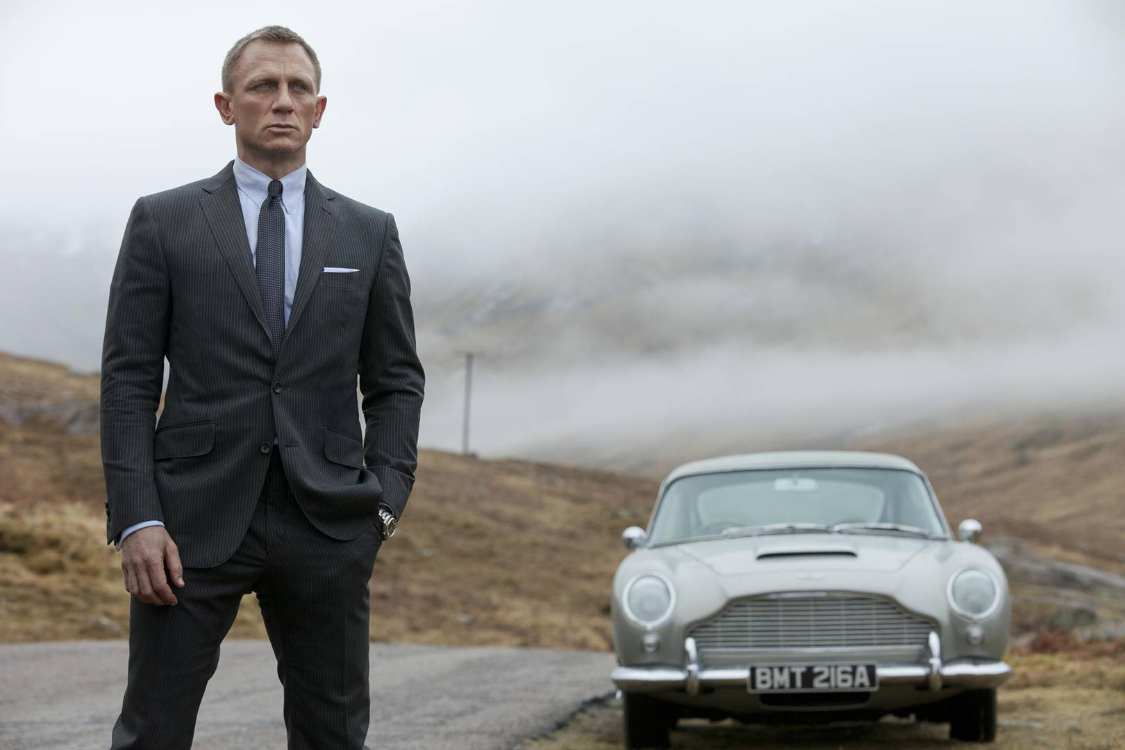 james bond's aston martin db5 is being relaunched | british gq