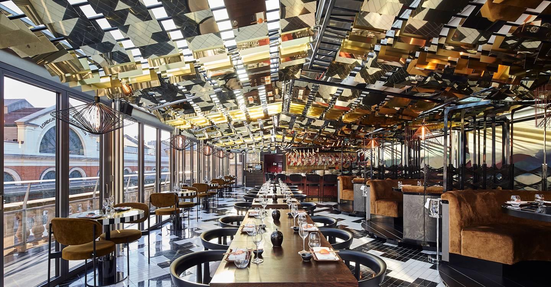 Sushisamba Covent Garden restaurant review
