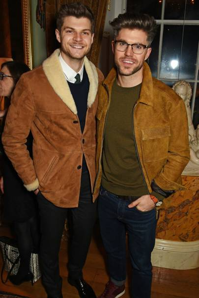 Jim Chapman and Darren Kennedy