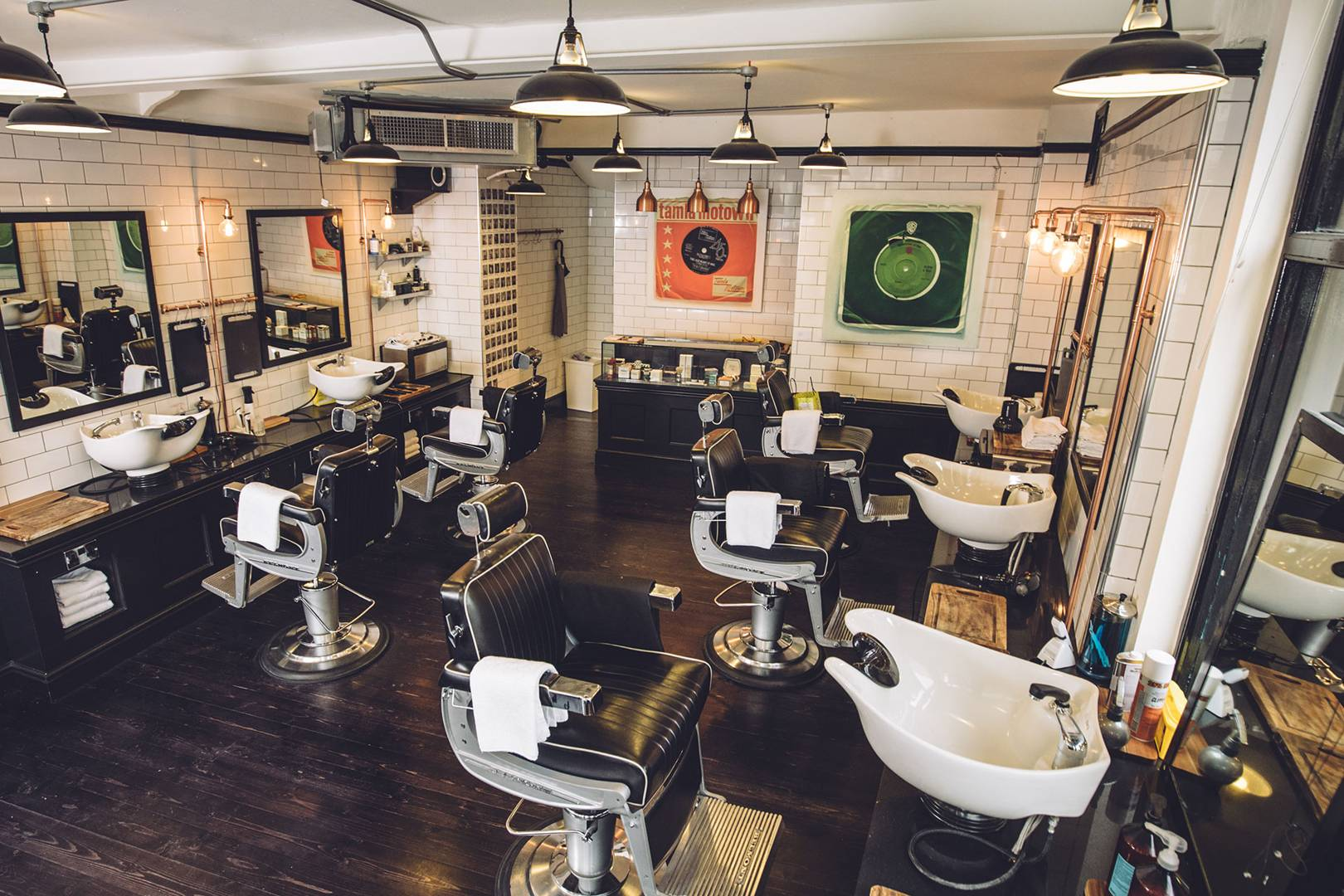 The Best Barbers In London British Gq