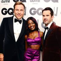 David Walliams, Azealia Banks and Jimmy Carr