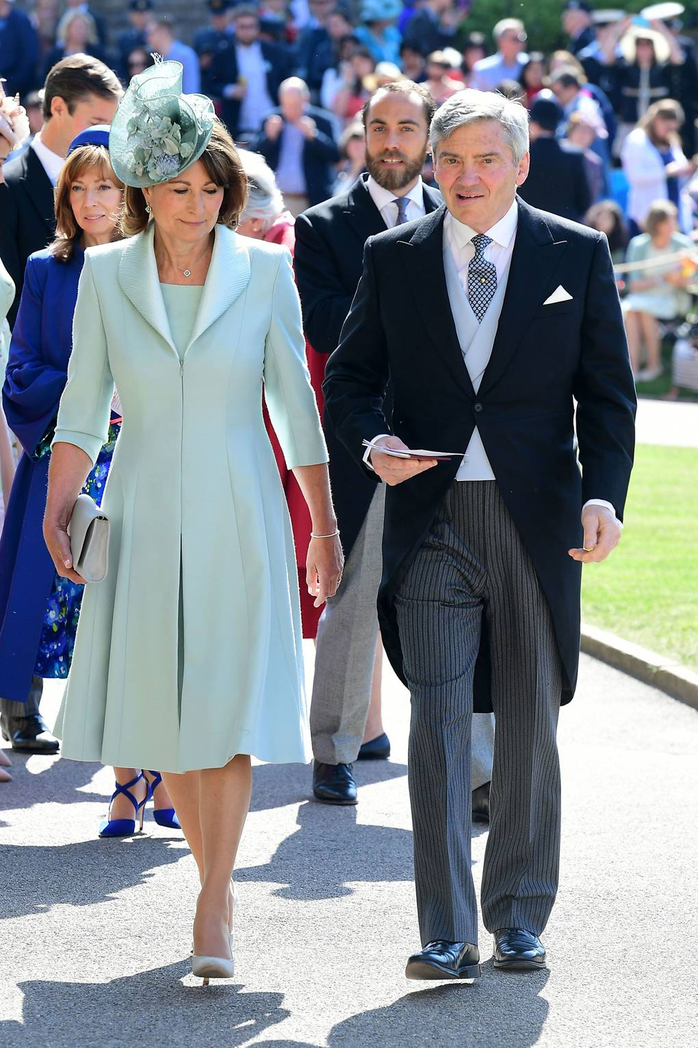 Royal Wedding guest list: The best dressed men at the wedding ...