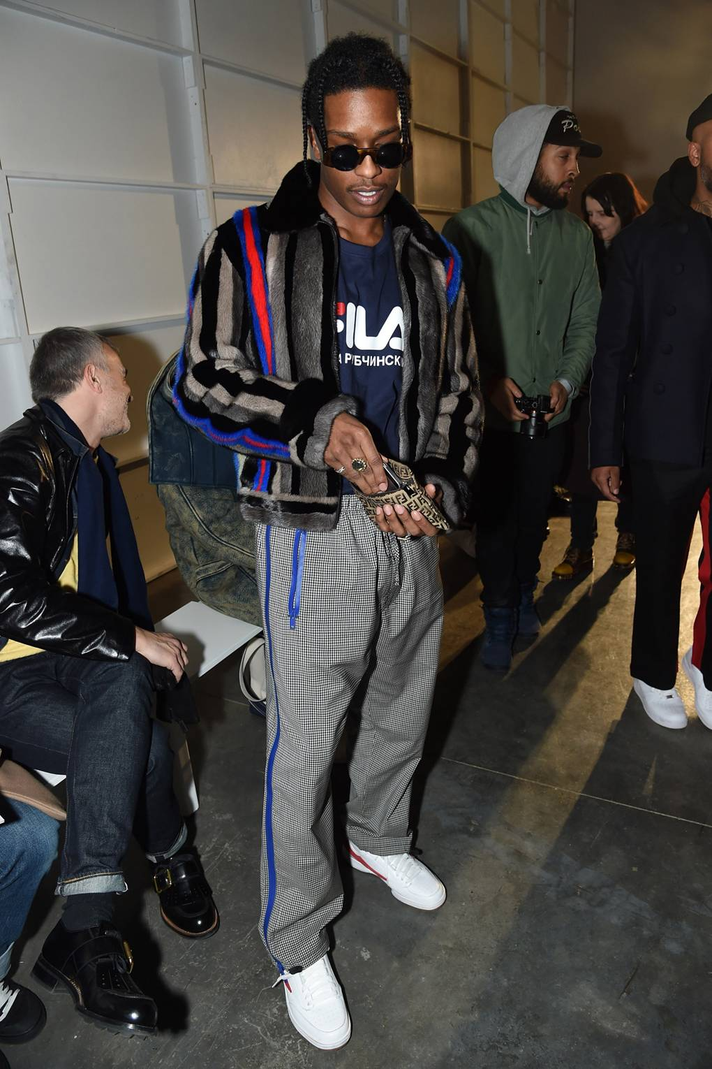 a40c5f68 A$AP Rocky: all his best outfits and how to get them | British GQ