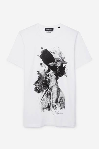 The Kooples x Elephant Family T-shirt