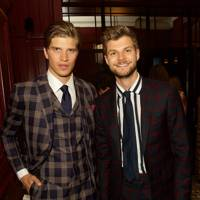 Toby Huntington-Whitley and Jim Chapman