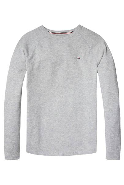 Grey sweatshirt by Tommy Hilfiger