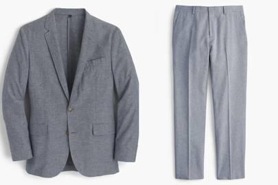 Suit by J Crew