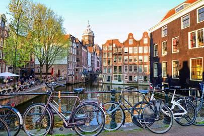 A long weekend in... Amsterdam