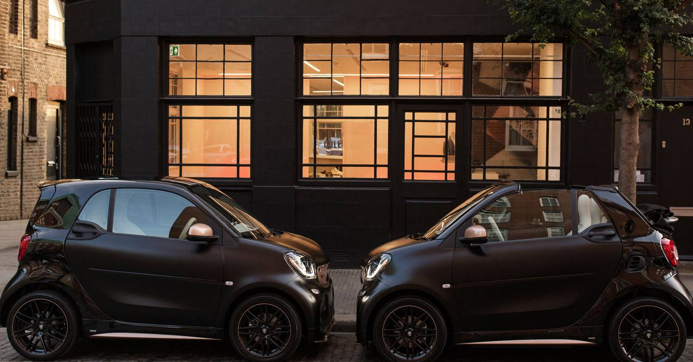 Tinie Tempah Smart Car You Can Buy An Official Disturbing London