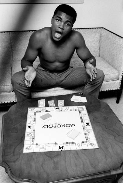 Muhammad Ali, Monopoly, Louisville KY, 1963