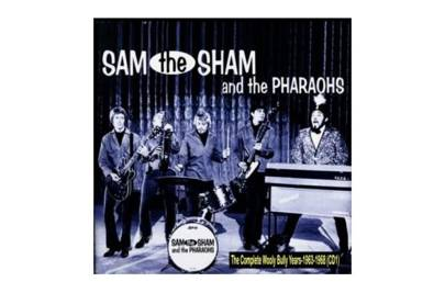 36. Wooly Bully by Sam the Sham & the Pharaohs