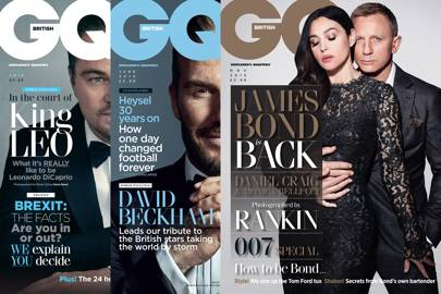 a330690b21 From Prince William to David Beckham  We look back at our covers ...