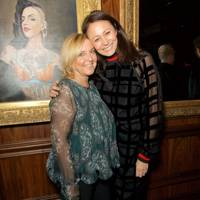 Jane Boardman and Caroline Rush