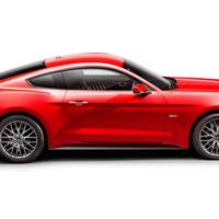 7. Ford Mustang (Ponying up)