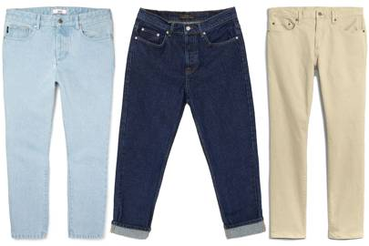 Best Jeans For Men New Jeans Trends For Every Shape British Gq