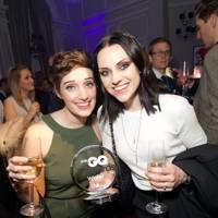 Jenny Morgan and Amy Macdonald
