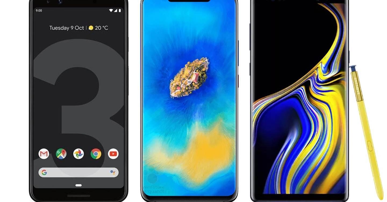 QnA VBage Best phones 2018 - tested - British GQ