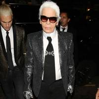 8. Karl Lagerfeld